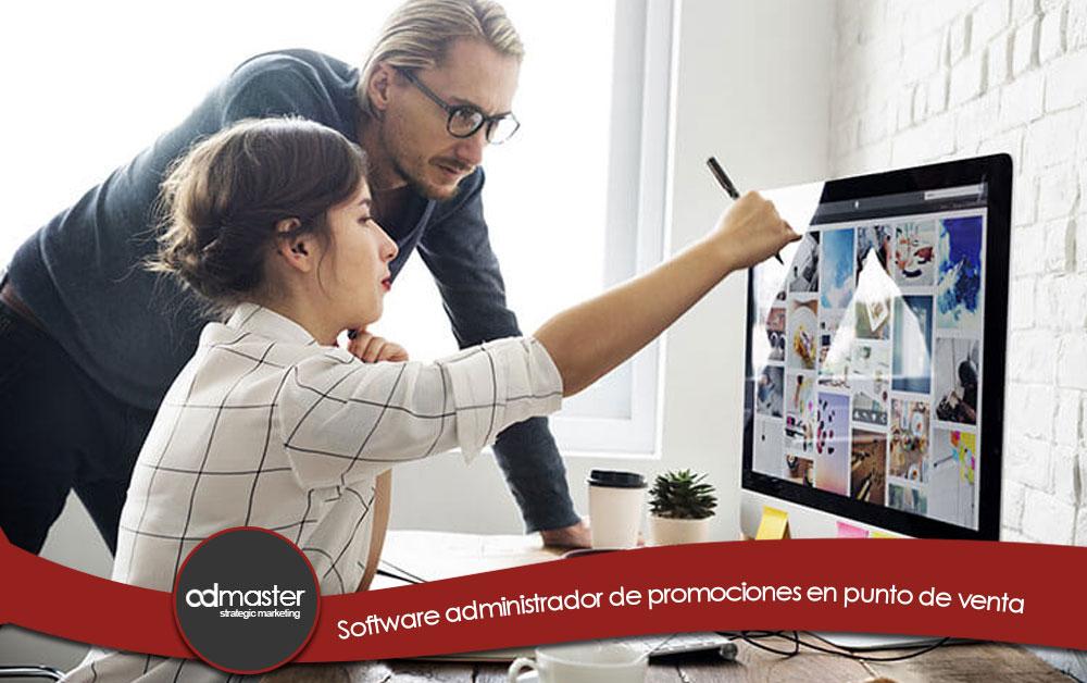 Admaster software administrador de promociones en punto de venta