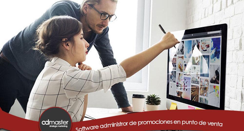 Admaster software administror de promociones en punto de venta