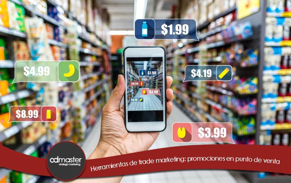 Herramientas de trade marketing: promociones en punto de venta